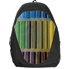 Pastels Cretaceous About Color Backpack Bag