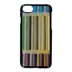 Pastels Cretaceous About Color Apple Iphone 8 Seamless Case (black)