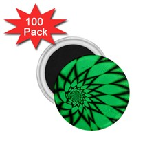The Fourth Dimension Fractal 1 75  Magnets (100 Pack)