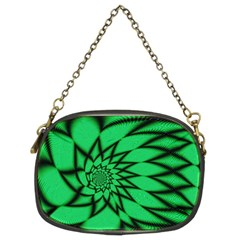 The Fourth Dimension Fractal Chain Purses (two Sides)