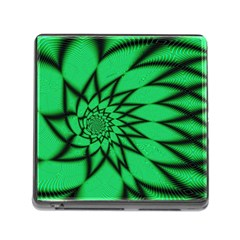 The Fourth Dimension Fractal Memory Card Reader (square)
