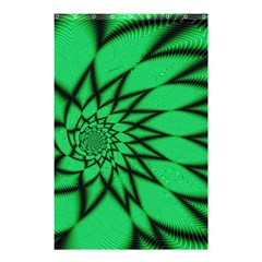 The Fourth Dimension Fractal Shower Curtain 48  X 72  (small)