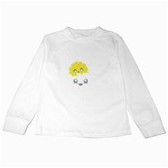 Cloud Cloudlet Sun Sky Milota Kids Long Sleeve T Shirts