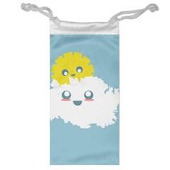 Cloud Cloudlet Sun Sky Milota Jewelry Bag