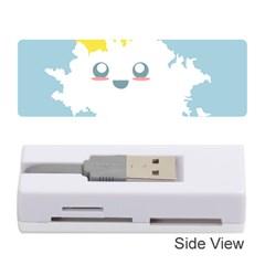 Cloud Cloudlet Sun Sky Milota Memory Card Reader (stick)