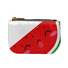 Watermelon Red Network Fruit Juicy Mini Coin Purses