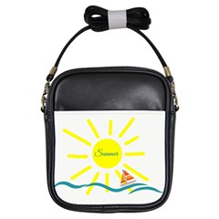 Summer Beach Holiday Holidays Sun Girls Sling Bags