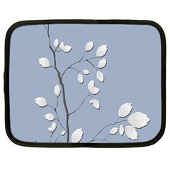 Branch Leaves Branches Plant Netbook Case (large)