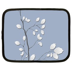 Branch Leaves Branches Plant Netbook Case (xl)