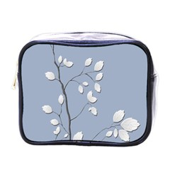 Branch Leaves Branches Plant Mini Toiletries Bags