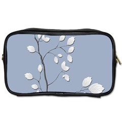 Branch Leaves Branches Plant Toiletries Bags 2 Side