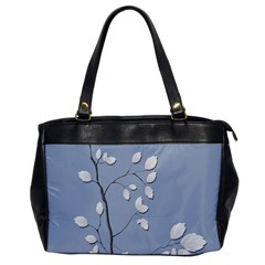 Branch Leaves Branches Plant Office Handbags