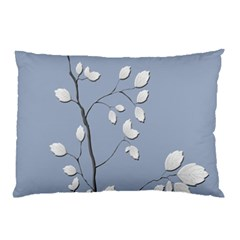 Branch Leaves Branches Plant Pillow Case (two Sides)