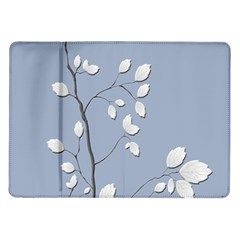 Branch Leaves Branches Plant Samsung Galaxy Tab 10 1  P7500 Flip Case