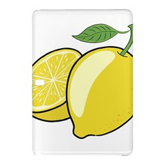 Lemon Fruit Green Yellow Citrus Samsung Galaxy Tab Pro 10 1 Hardshell Case