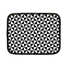 Triangle Pattern Simple Triangular Netbook Case (small)