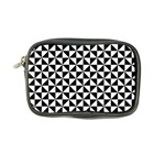 Triangle Pattern Simple Triangular Coin Purse Front