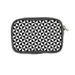 Triangle Pattern Simple Triangular Coin Purse Back