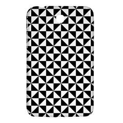 Triangle Pattern Simple Triangular Samsung Galaxy Tab 3 (7 ) P3200 Hardshell Case
