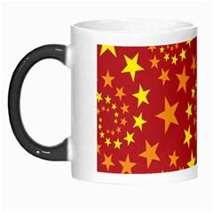 Star Stars Pattern Design Morph Mugs