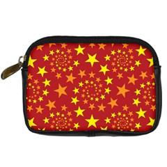 Star Stars Pattern Design Digital Camera Cases