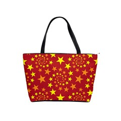 Star Stars Pattern Design Shoulder Handbags