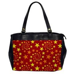 Star Stars Pattern Design Office Handbags