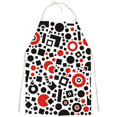 Square Objects Future Modern Full Print Aprons