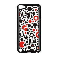 Square Objects Future Modern Apple Ipod Touch 5 Case (black)