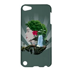 Digital Nature Beauty Apple Ipod Touch 5 Hardshell Case
