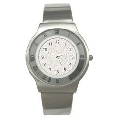 Pattern Star Pattern Star Stainless Steel Watch