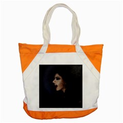 Vampire Woman Vampire Lady Accent Tote Bag