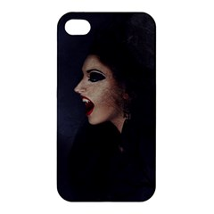 Vampire Woman Vampire Lady Apple Iphone 4/4s Hardshell Case