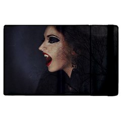 Vampire Woman Vampire Lady Apple Ipad 2 Flip Case
