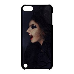 Vampire Woman Vampire Lady Apple Ipod Touch 5 Hardshell Case With Stand
