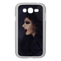 Vampire Woman Vampire Lady Samsung Galaxy Grand Duos I9082 Case (white)