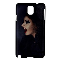 Vampire Woman Vampire Lady Samsung Galaxy Note 3 N9005 Hardshell Case