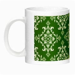 St Patrick S Day Damask Vintage Night Luminous Mugs