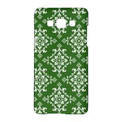 St Patrick S Day Damask Vintage Samsung Galaxy A5 Hardshell Case