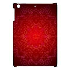 Mandala Ornament Floral Pattern Apple Ipad Mini Hardshell Case