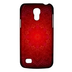 Mandala Ornament Floral Pattern Galaxy S4 Mini