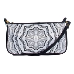 Mandala Pattern Floral Shoulder Clutch Bags