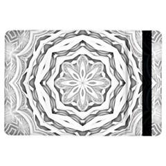 Mandala Pattern Floral Ipad Air Flip