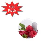 Fruit Healthy Vitamin Vegan 1  Mini Magnets (100 Pack)