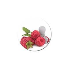 Fruit Healthy Vitamin Vegan Golf Ball Marker