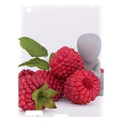 Fruit Healthy Vitamin Vegan Apple Ipad 3/4 Hardshell Case