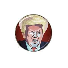 Donald Trump Pop Art President Usa Hat Clip Ball Marker (10 Pack)