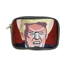Donald Trump Pop Art President Usa Coin Purse