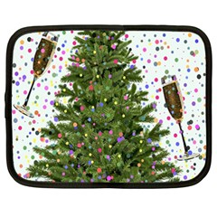 New Year S Eve New Year S Day Netbook Case (xxl)