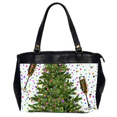 New Year S Eve New Year S Day Office Handbags (2 Sides)